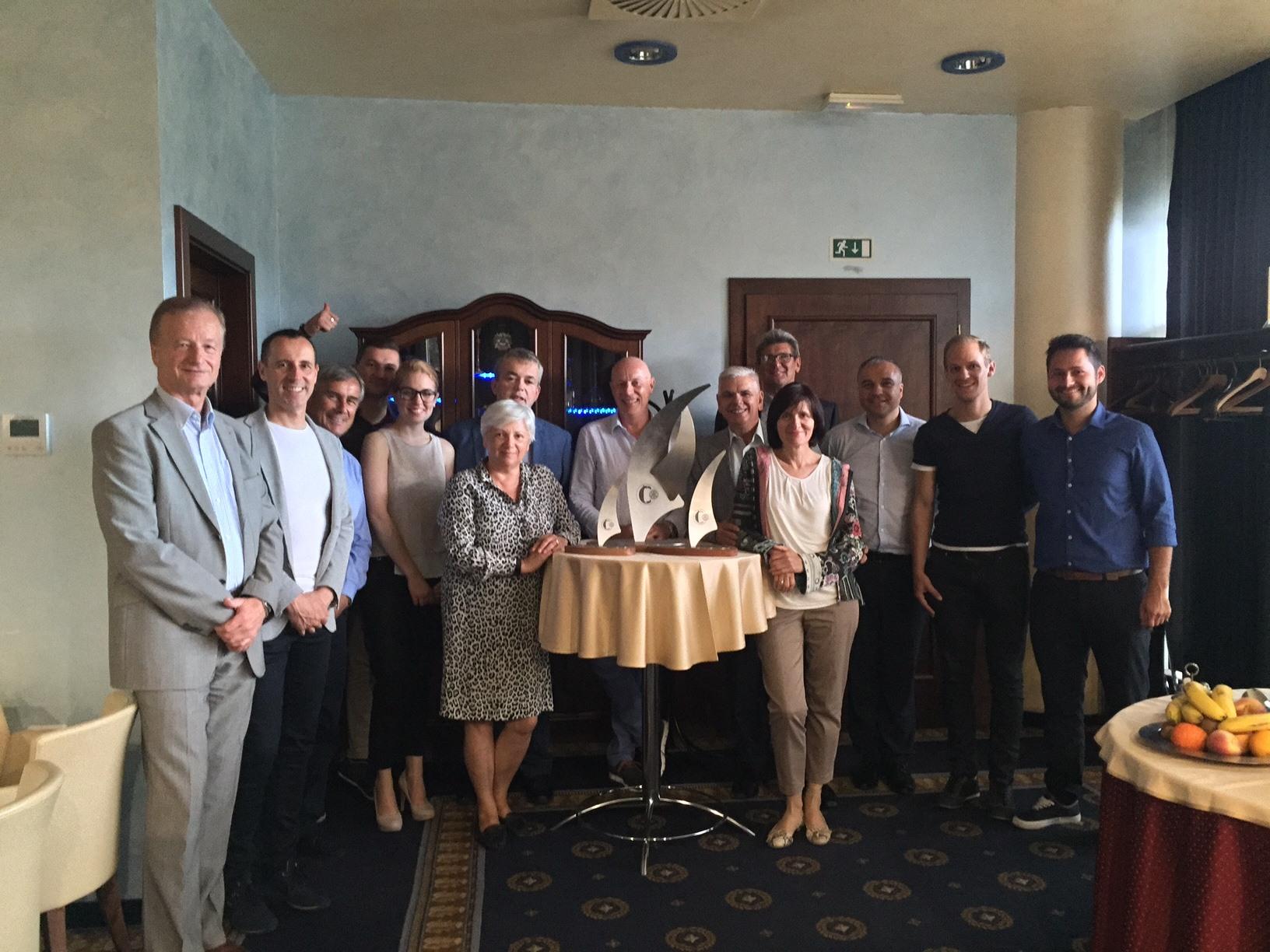Sestanek Rotaract junij 2016